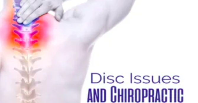 Disc Issues and Chiropractic image